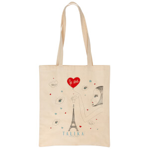 Talika Collector Tote Bag - 70th Anniversary Of Talika (Free Gift)