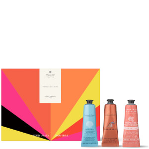 Crabtree & Evelyn 'Hand's Delight' Hand Therapy Trio