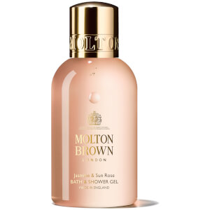Molton Brown Jasmine & Sun Rose Bath and Shower Gel 30ml (Free Gift)