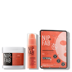 NIP+FAB Perfectly Plump Collection (Worth £37.40)