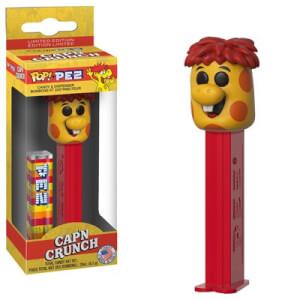 Quaker Oats Crunchberry Monster Pop! Pez