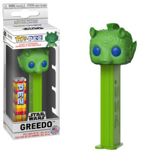 Star Wars Greedo Pop! Pez