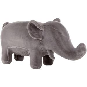 Premier Housewares Elephant Animal Chair - Grey
