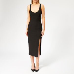 Bec & Bridge Women's Elle Midi Dress - Black