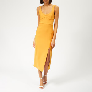 Bec & Bridge Women's Elle Midi Dress - Mango