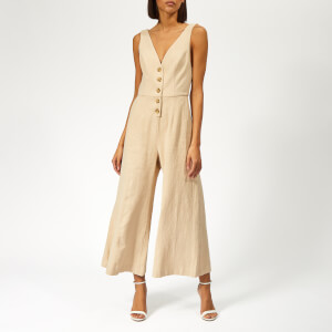 Bec & Bridge Women's Natural Woman Jumpsuit - Natural