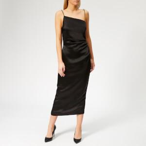 Bec & Bridge Women's Claudia Asymmetrical Dress - Black