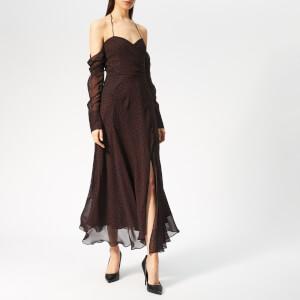 Bec & Bridge Women's Beautiful Stranger Dress - Mini Dot Black