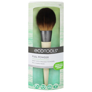 EcoTools Full Powder Brush -puuterisivellin