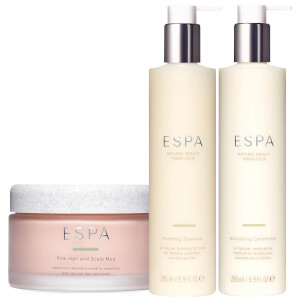 ESPA Hair Indulgence Trio (Worth $130)