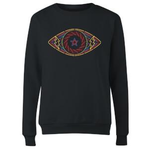 Celebrity Big Brother Eye Women's Sweatshirt - Black