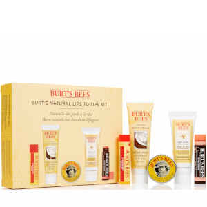 Burt's Natural Lips to Tips Kit