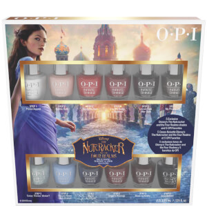 OPI The Nutcracker Collection Infinite Shine - Mini 12 Pack