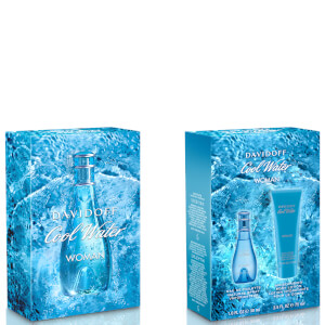 Set navideño de Eau de Toilette Cool Water Woman de Davidoff 30 ml