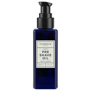 Murdock London Pre-Shave Oil 50ml