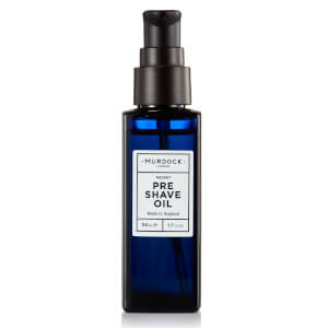 Murdock London Pre-Shave Oil 50 ml
