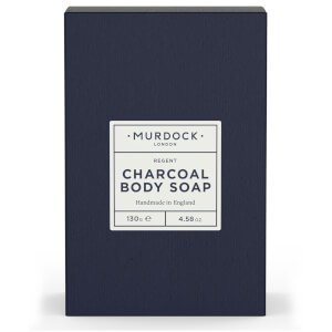 Murdock London Charcoal Body Soap 130g