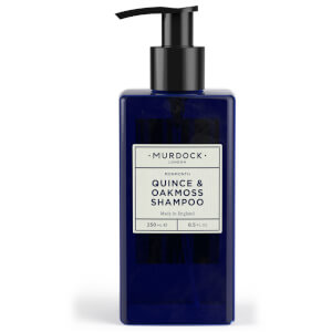 Murdock London Quince & Oakmoss -shampoo 250ml
