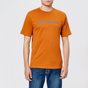 Columbia Men's CSC Basic Logo T-Shirt - Bright Copper