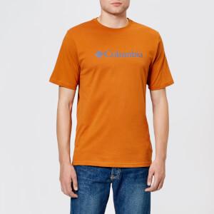 Columbia Men's CSC Basic Logo T-Shirt - Bright Copper