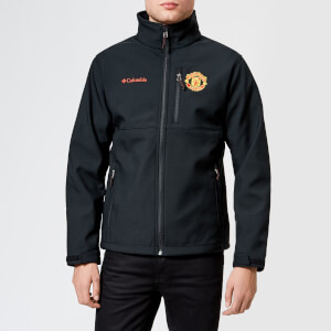 Columbia Men's Ascender Soft Shell Jacket - Black