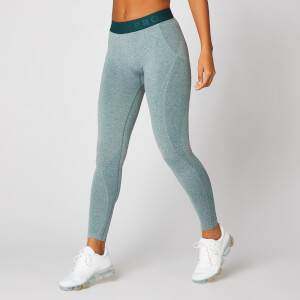 Naadloze Inspire Leggings - Teal
