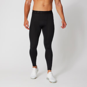 Base Tights Leggings - Fekete