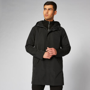Myprotein City Parka - Black