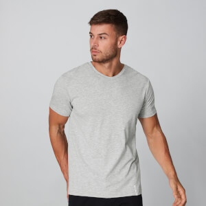 Myprotein Luxe Classic V-Neck - Silver