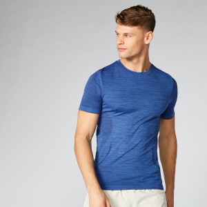 Sculpt Seamless T-Shirt - Marine