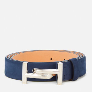 Tod's Men's Double T Belt - Biro Chiaro