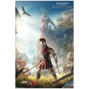 Assassin's Creed: Odyssey Key Art Poster