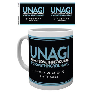 Friends Unagi Mug