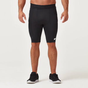 Myprotein Charge Compression Shorts - Black