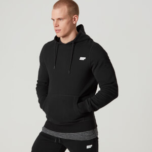 MP Men's Tru-Fit Zip Pullover Hoodie - Black