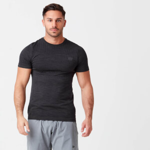 Sculpt Seamless T-Shirt - Black