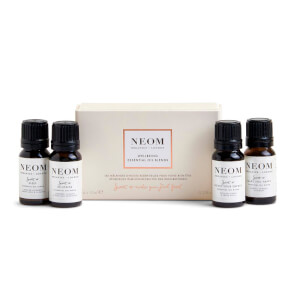 NEOM Essential Oil Blends 4 x 10ml (Worth £80.00)