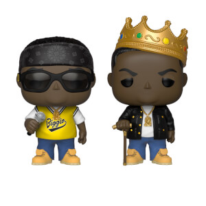Notorious B.I.G Pop! Bundle