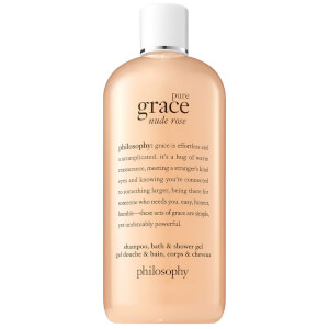 philosophy Pure Grace Nude Rose Shower Gel 480ml - AU/NZ