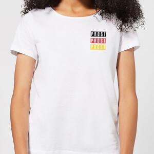 Prost Women's T-Shirt - White