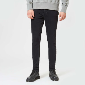 Ksubi Men's Chitch Dusted Black Jeans - Black