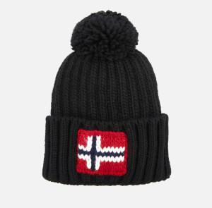 Napapijri Men's Bobble Hat - Black