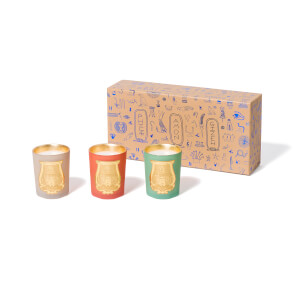 Cire Trudon Odeurs d'Egypte Candles (Set of 3)