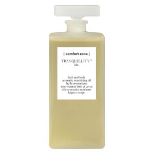 Comfort Zone Tranquillity Oil for Bath and Body 200ml