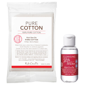 Koh Gen Do Micellar Water and Cotton (Worth $12)