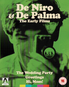 De Palma & De Niro: The Early Films - Limited Edition