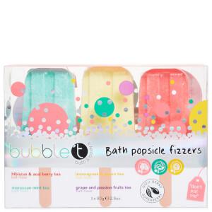 Bubble T Bath Fizzer Lollipops (3 x 80g)