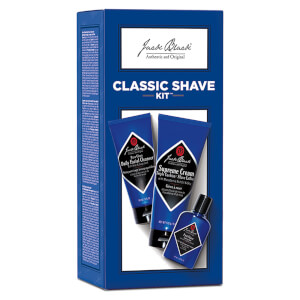 Jack Black The Classic Shave Gift SetExclusive(Worth £49.94)
