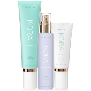 Kora Organics 3 Step System - Sensitive (Worth $139.85)