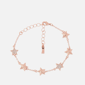 Ted Baker Women's Shaena Pavé Shooting Star Cluster Bracelet - Rose Gold/Crystal